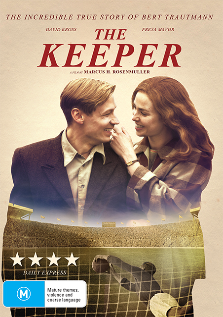 Win The Keeper DVDs