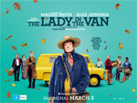 The Lady in the Van Movie Tickets