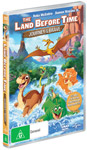 The Land Before Time: Journey of the Brave DVDs