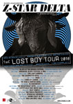 Z-Star Delta The Lost Boy Tour