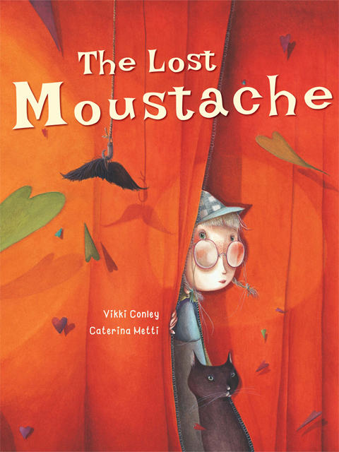 The Lost Moustache Books
