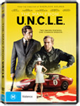 The Man From U.N.C.L.E DVDs
