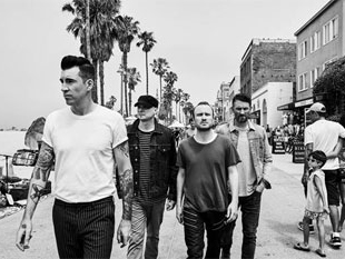 THEORY (Of A Deadman) Announce Australian Tour