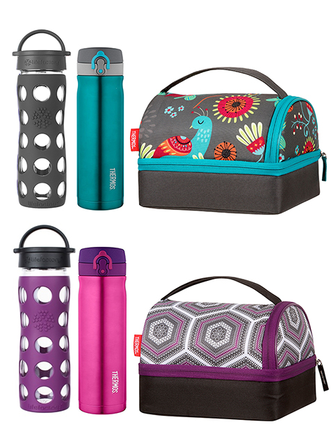 Win Thermos Lunch Packs