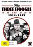 The Three Stooges The Ultimate Collection DVD