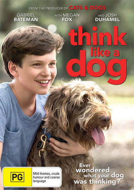 Win Think Like A Dog DVDs