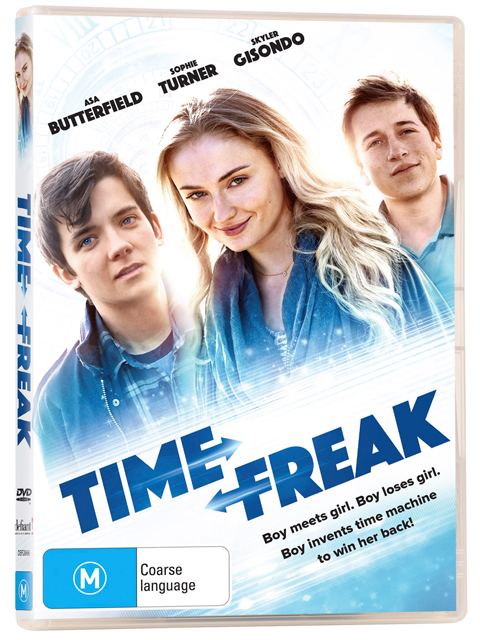 Time Freak DVDs