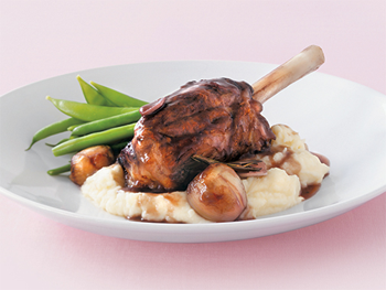 Traditional Lamb Shanks