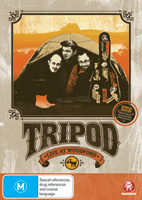 Tripod Live at Woodford