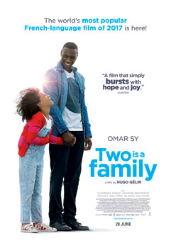 Two Is A Family Movie Tickets