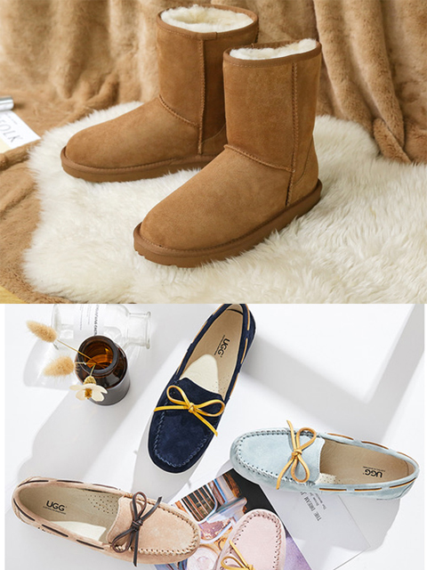 Ugg Express Moccasin & Boots