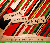 Ultimate Mantra Breaks (Mixed by: Santos, Madox & Mantra All Stars)