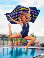 Renee Bargh Vibe Hotel Biography