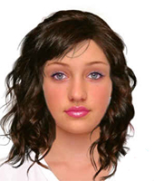 Online Virtual Makeover with beauty makeovers & virtual hairstyles
