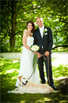 Wedding Day Pet-tachment
