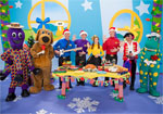 The Wiggles Wiggly Christmas Big Show