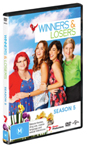 Winners and Losers Season 5 DVDs