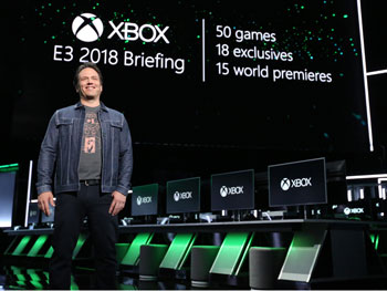50 Games on E3 Stage