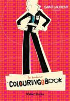 Yves Saint Laurent Rive Gauche Colouring Book